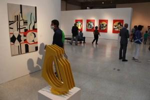 Galería de Arte Nacional inauguró exposición en homenaje al maestro Wladimiro Politano