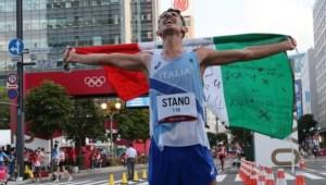 El italiano Massimo Stano conquista el oro olímpico en 20 kilómetros marcha