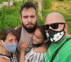"""Después de ser detenido por el régimen cubano, el activista Ariel Falcón dijo estar """"alejado de todos los temas políticos"""""""