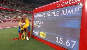 Inessa Kravets, la reina del triple salto a la que Yulimar Rojas destronó