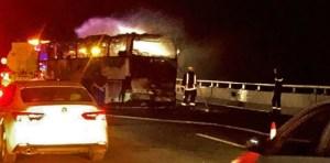 Al menos 33 muertos en choque de camión con combustible y autobús en Congo