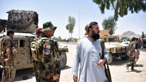EEUU amplía su programa de refugiados de Afganistán ante el avance talibán