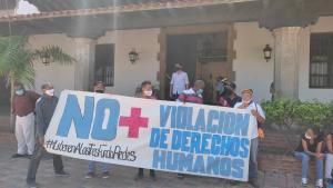 Vargas en la calle: Guaireños manifestaron en contra del régimen y las violaciones de DDHH #5Ago (Imágenes)
