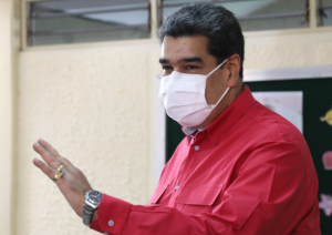 Maduro adelantó que aún se debate agenda y fecha de la negociación en México