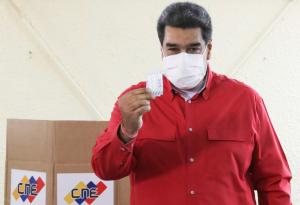 Maduro se apropió de la televisión venezolana para promocionar las primarias del Psuv