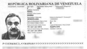 La acusación de EEUU contra Naman Wakil, empresario vinculado al régimen de Maduro (Documento)