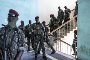 Golpistas de Guinea comienzan un diálogo para formar un gobierno de transición