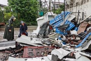 Al menos tres muertos y decenas de heridos por un terremoto en la provincia Sichuan en China (VIDEO)