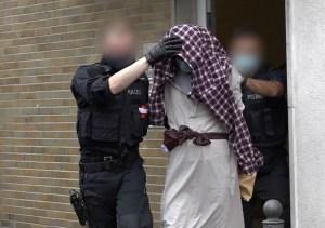 Al menos cuatro detenidos en Alemania tras amenaza de ataque contra sinagoga
