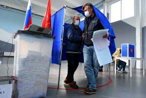 Partido del Kremlin aseguró que ganaron las elecciones legislativas en Rusia