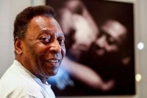 Pelé dijo que cada día está mejor y continúa con su recuperación