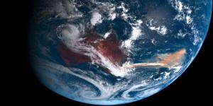Los incendios en Australia provocaron una enorme proliferación de algas que amenaza la vida marítima en la Antártida