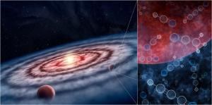 """Los planetas se forman en unas """"sopas orgánicas"""" con múltiples recetas"""
