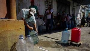 En caída libre valoración ciudadana sobre el servicio de agua potable
