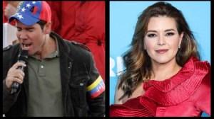 """¿Picado? Winston Vallenilla le responde a Alicia Machado por el comentario de su """"ropita"""" (TUIT)"""