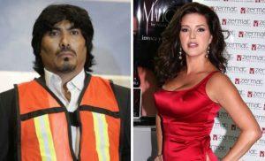 """¡Ay chamo! Alicia Machado habla del padre de su hija, un supuesto """"narcotraficante"""" mexicano (VIDEO)"""