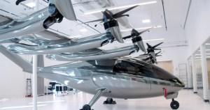 Archer Aviation, fabricante de aeronaves eVTOL anunció un acuerdo con la Fuerza Aérea de EEUU