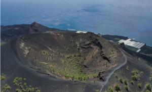 Reportan impresionante erupción volcánica en la isla española de La Palma (VIDEOS)