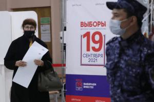 Se registraron miles de denuncias de posibles irregularidades electorales en las legislativas de Rusia