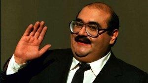 ¡Te vas a quedar loco!  Se filtra foto de la profesión del señor Barriga antes de cobrar la renta en la vecindad (CAPTURA)