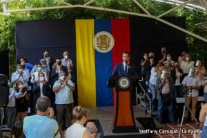 Guaidó: Estamos exigiendo condiciones para elecciones libres y justas (VIDEO)