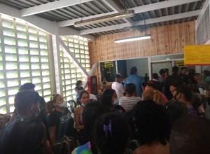 Denuncian el desalojo arbitrario en el Mercado Comunitario de Catia la Mar