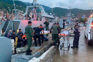 Inea designó junta de investigación de accidentes para realizar las indagaciones sobre el naufragio rumbo a La Tortuga