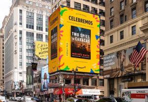 """Amazon promocionó en Nueva York el libro """"Dos espías en Caracas"""" de Moisés Naím (FOTO)"""