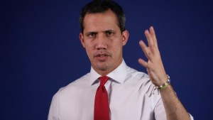 """President (e) Guaidó: """"In the negotiation process is sought an Agreement to address the emergency, conditions for free elections and the rescue of our democracy"""""""