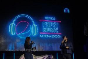 El 25 de septiembre será la novena edición de los Premios Pepsi Music (VIDEO)