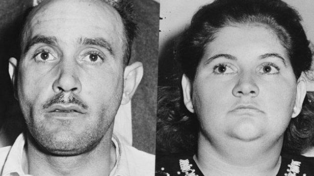 Un maníaco sexual y una ninfómana: la sanguinaria pareja de asesinos que mataba mujeres con el corazón solitario