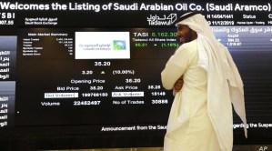 Guyana selecciona a empresa de Saudi Aramco para comercializar una carga de crudo