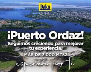 Tiendas DAKA te invita a su gran apertura en Puerto Ordaz