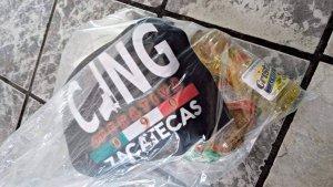 Infame solidaridad: Un Cártel de narcotraficantes en México reparte bolsas de comida a afectados por las lluvias