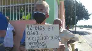 Lara: Chavistas se quedan con el agua de las cisternas habilitadas por la Alcaldía y la Gobernación