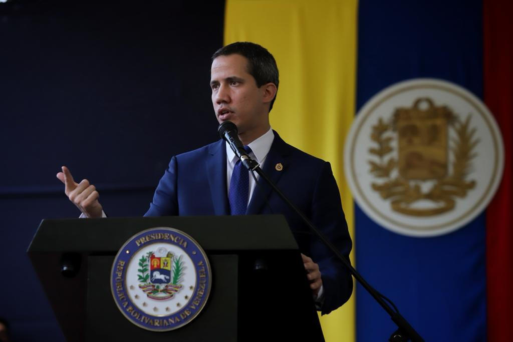 """Guaidó asegura que el Acuerdo De Salvación Nacional """"es la oportunidad para lograr una solución"""""""