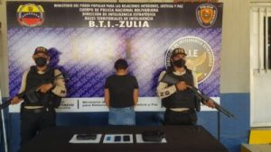 Capturaron a una menor que distribuía marihuana cerca del Sambil de Maracaibo (FOTO)