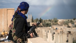 Irán advierte que continuará sus ataques contra grupos kurdos separatistas