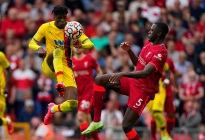 El Liverpool ganó al Crystal Palace desde el saque de esquina