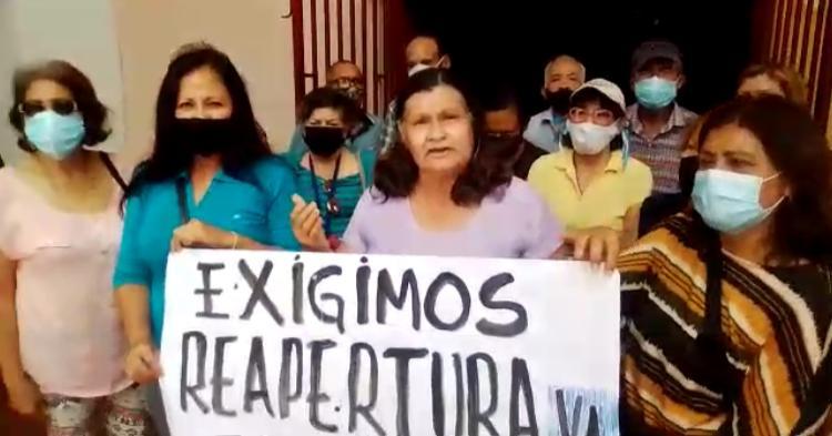Desde la llegada del coronavirus a Venezuela, el Ipasme de Maracay ha permanecido cerrado