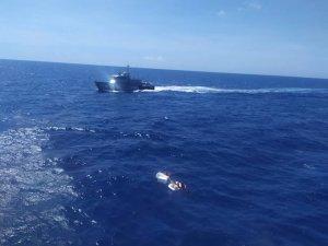 """Autoridades marítimas venezolanas aseguran que la situación del naufragio de Higuerote """"sigue sin novedad"""""""