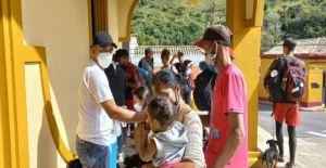 Asciende a 60% el número de migrantes que salen por la frontera del Táchira