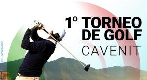 Cavenit organiza su I Torneo de Golf en los espacios de La Lagunita Country Club