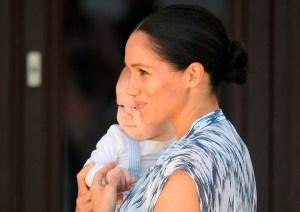 Meghan Markle pide al Congreso de EEUU que promueva la conciliación familiar