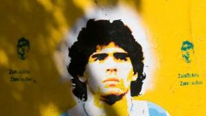 """Ah, ok: Crean el """"Maradólar"""", la primera criptomoneda dedicada a Diego Maradona"""