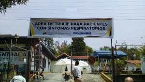 Sin médicos, ni insumos: El colapso del área de pruebas Covid-19 en el Hospital Universitario de Mérida