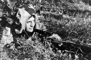 La leyenda de la mejor francotiradora de la historia: Ucraniana de 26 años que mató a 309 soldados nazis