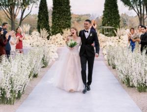 La hija de Bill Gates finalmente reveló LOS DETALLES de su espectacular boda (FOTOS)