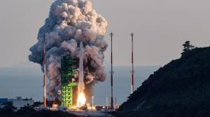 Corea del Sur fracasa en el intento de enviar su primer cohete a la órbita de La Tierra (VIDEO)