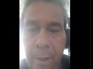 Video del exgerente de Citgo, José Pereira, antes de ser detenido por la Dgcim